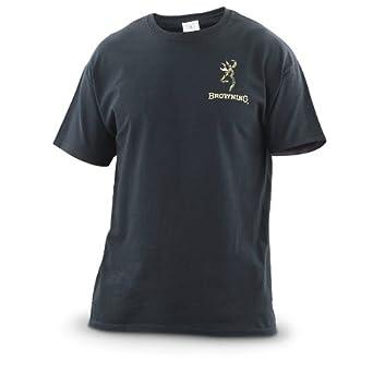 389d2d56bfa92 Browning Camo Buckmark T-shirt