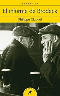 El informe de Brodeck par Claudel
