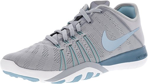 Blue NIKE Women's Smokey Blue Grey Free 6 Smokey TR Wmns Grey Wolf Wolf r7qdr