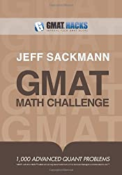 GMAT Math Challenge: 1,000 Advanced Quant Problems