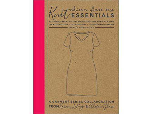 Alison Glass Design AGD126 Knit Essentials BK by Alison Glass Design