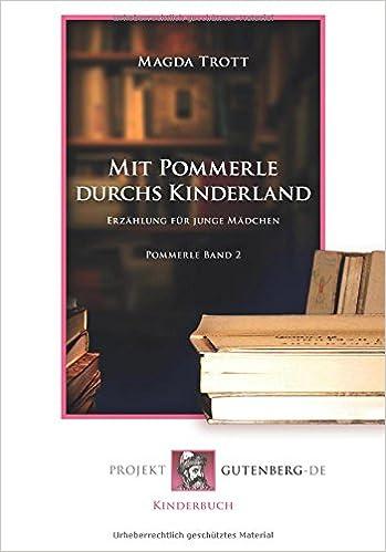 Amazon in: Buy Mit Pommerle durchs Kinderland: Band 2 der