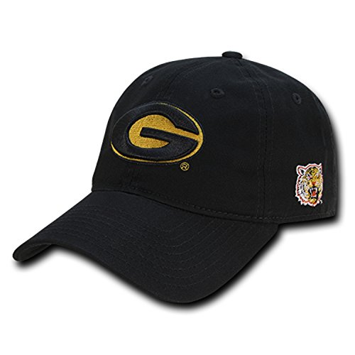 (University of Grambling State Gram Tigers Cotton Polo Style Baseball Ball Cap Hat)