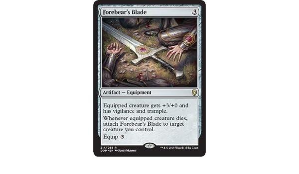 4 Forebear/'s Blade