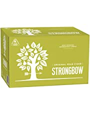 Strongbow Classic Pear Cider Case 24 x 355mL Bottles