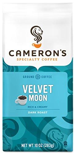 Cameron's Coffee Velvet Moon, 10 Ounce Bag