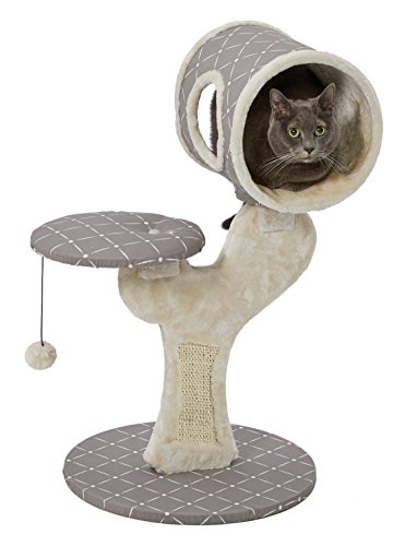 MidWest Homes for Pets Cat Tree |Salvador Cat Tree w/Built-in