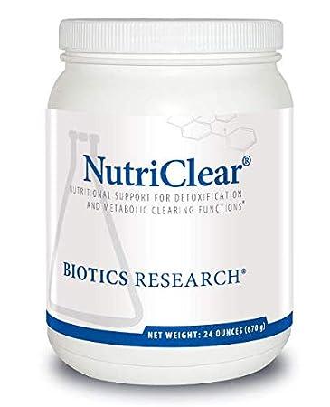Amazon.com: nutriclear 24 oz. – Biotics by Biotics: Health ...