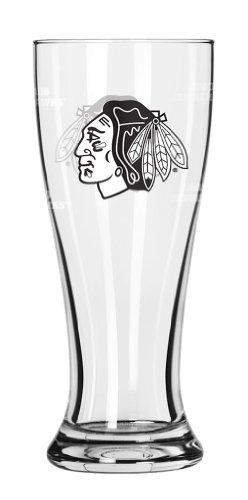 Pilsner Shot Glass (Chicago Blackhawks Mini Pilsner Shot Glass)