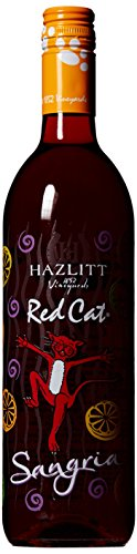 NV Hazlitt 1852 Vineyards Red Cat Sangria 750ml Bottle of Wine
