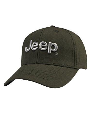 3d Logo Hat - Jeep 3D Logo Cap