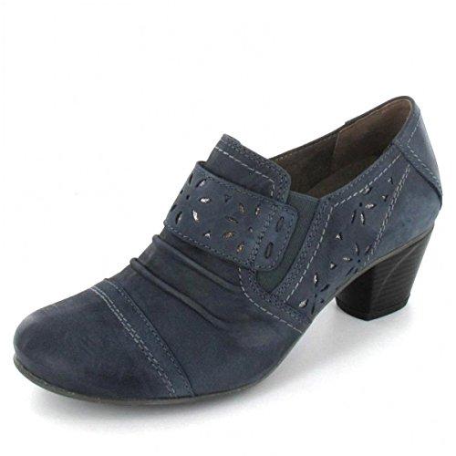 Jana - Zapatos de vestir para mujer Azul azul Azul - azul