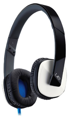 Logitech UE 4000 Headphones - White (Discontinued by Manufacturer)]()