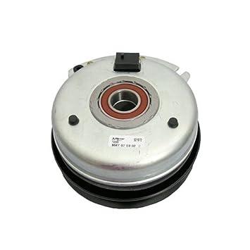 Warner 5219 – 20/5219 – 72 – Embrague electromagnético de origen John Deere modelo L120: Amazon.es: Jardín