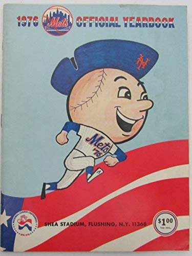 (1976 New York Mets Official Baseball Yearbook)