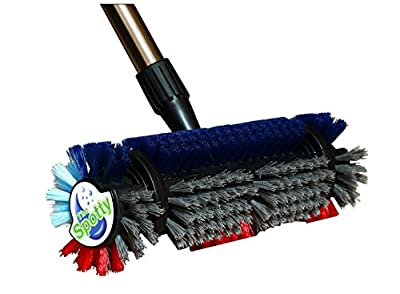 The SPOTTY ~ Carpet & Tile Cleaning Brush