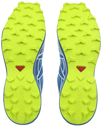 Randonnée white acid À Speedcross Surf Salomon Lime Homme hawaiian Bleu Chaussures wT6Sqt