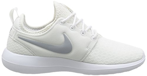 Running Mixte Chaussures Gym Red Adulte W Nike Two Black White Roshe de Entrainement nwq0nX4tx