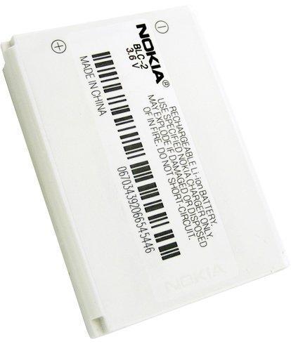 Nokia BLC-2 for 1221 1260 1261 2260 3300 3330 3360 3361 3390 3310 3390b 3395 3520 3560 3570 3585 3586i 3587i 3588i 3589 3590 3595 3595im 6010 6610 6651 6800