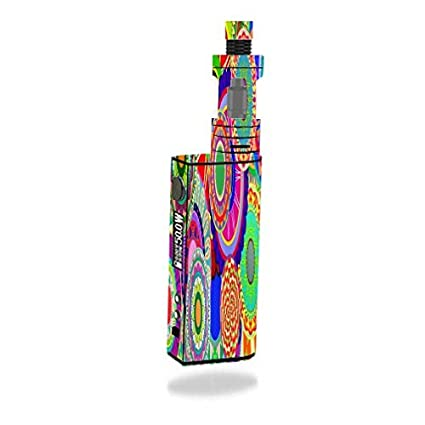 Amazon.com: Decal Sticker Skin WRAP Abstract Art for Aspire ...
