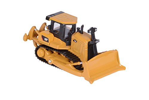 Toy State Caterpillar Metal Machines D7E Bulldozer Diecast Vehicle (Styles May Vary) from Toystate