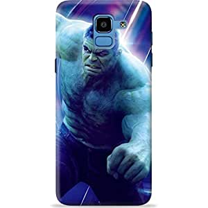 Samsung Galaxy J6 Plus Mobile Printed Cover