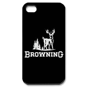 Browning Diy For Iphone 6 Case Cover Wooden Pattern Protector Cool Style at NewOne