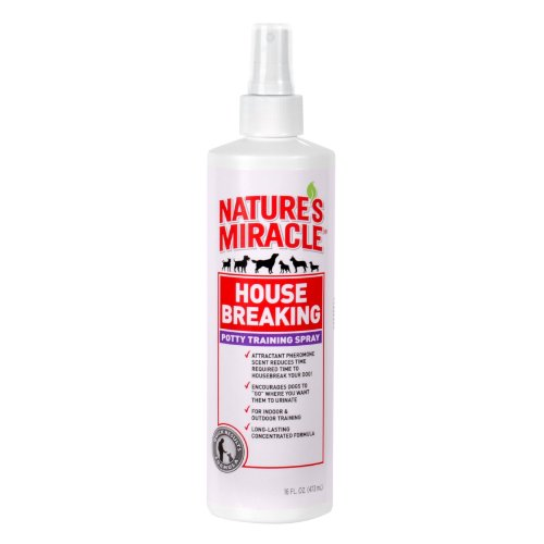 Natures Miracle Housebreaking Spray 16 Ounce