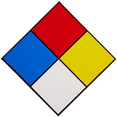 Nfpa Hazardous Materials - Brady 58502 7-1/2