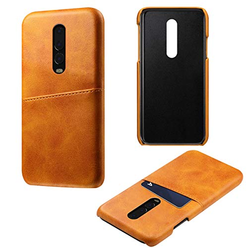 AICEDA OnePlus 6T Wallet Leather Case with Protective Durable Leather Cover...