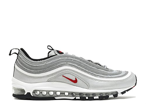 Nike Air Max 97 OG QS: Metallic Silver
