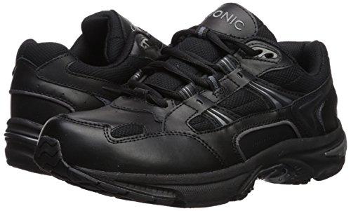 Vionic Women's Walker Classic Shoes, 8 B(M) US, Black by Vionic (Image #6)