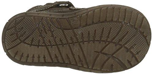 Minibel Luis - Zapatos de primeros pasos Bebé-Niñas Marrón - Marron (22 Marron/Jean)