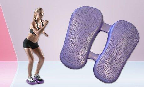 Inflatable Balance Stepper Weider