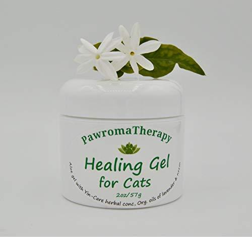 Healing Gel for Cats 2oz Jar (Aloe Jar 2 Ounce)