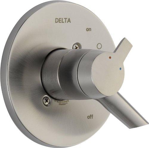 Delta Faucet T17061-SS Compel 17 Series MC Valve Trim, Stainless