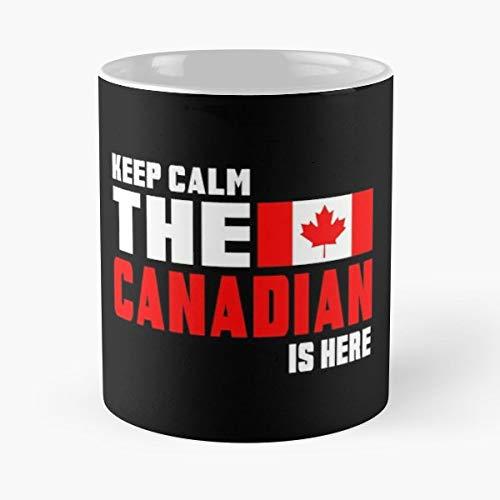(Maple Vancouver Toronto Montreal - Morning Coffee Mug Ceramic Novelty Holiday)