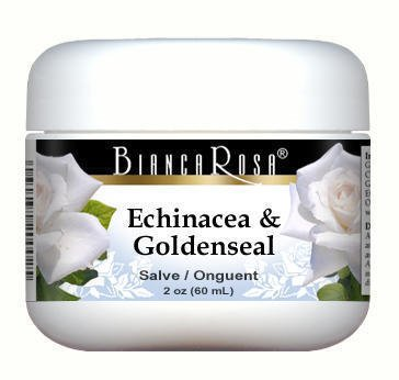 Echinacea and Goldenseal Combination - Salve Ointment (2 oz, ZIN: 513016)