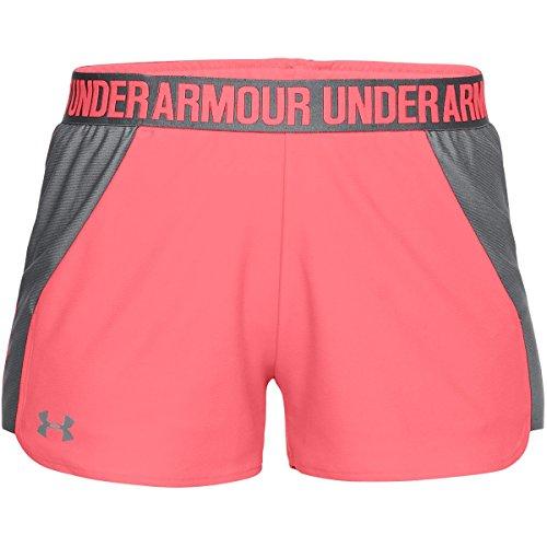 Short Pantaloncino Donna Play Armour graphite Under S brilliance Arancione 0 Up 2 wnxYtxCq50