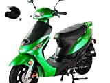 TaoTao ATM 50cc Sporty Scooter (Green)