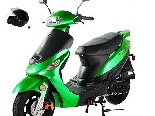 (TaoTao ATM 50cc Sporty Scooter (Green))