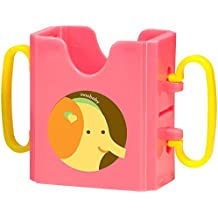 Innobaby Packin' SMART Keepaa Juice Box Holder, Strawberry Set of 2