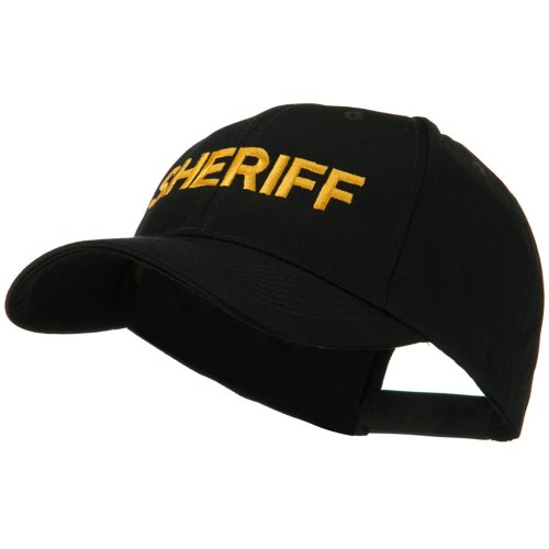 Embroidered Military Cap - Sheriff OSFM]()