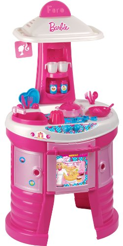 La Nuova Faro Faro 2494 - Barbie I Can Be Cucina, Altezza 105 cm ...