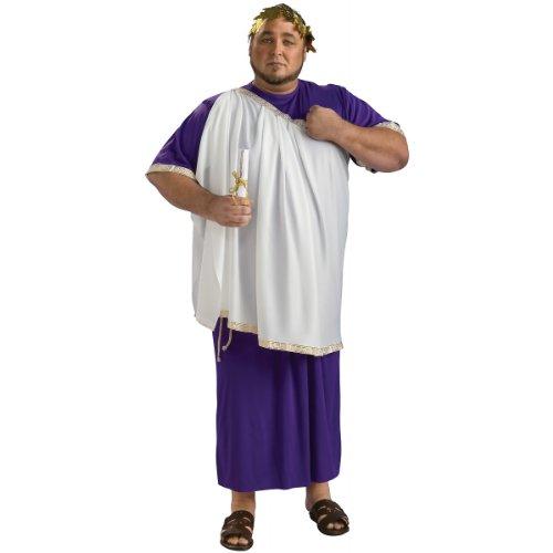[Julius Caesar Plus Costume - Plus Size - Chest Size 46-50] (Julius Caesar Adult Plus Costumes)