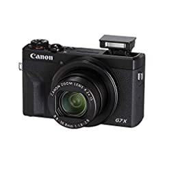 Canon PowerShot Digital Camera G7 X Mark III