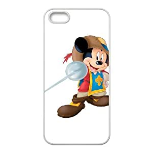 Special Lovely Nostalgic Three Musketeers, The (Animated) iPhone 4 4s Cell Phone Case White Benefit Cool LHWANGN011472