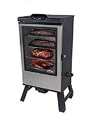 40-Inch Electric Smoker with Bluetooth by Masterbuilt from Masterbuilt