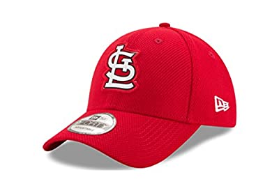 St. Louis Cardinals Bevel 9FORTY Adjustable Hat / Cap by New Era