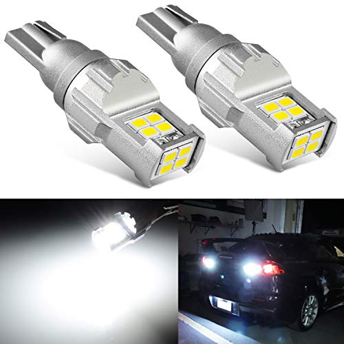 2004 Toyota Corolla Backup - JDM ASTAR 2800 Lumens Extremely Bright 1:1 Design 3020 Chips 921 912 Chipsets LED Bulbs For Backup Reverse Lights, Xenon White
